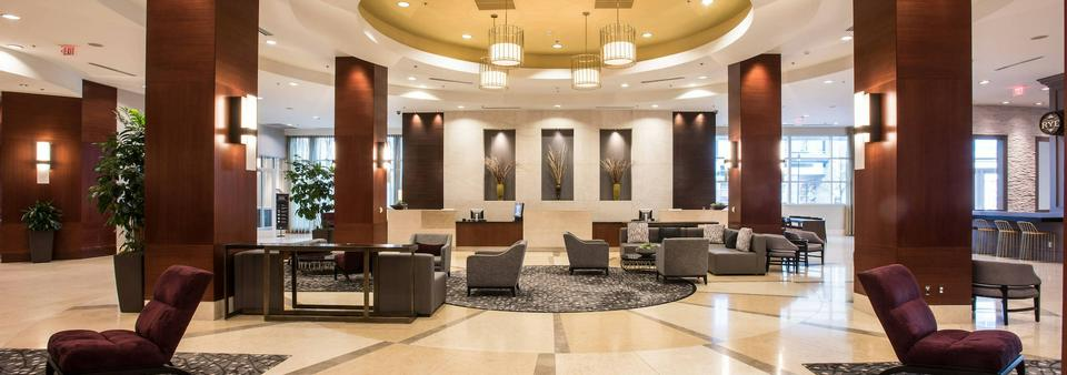 Raleigh Marriott City Center Featured Image
