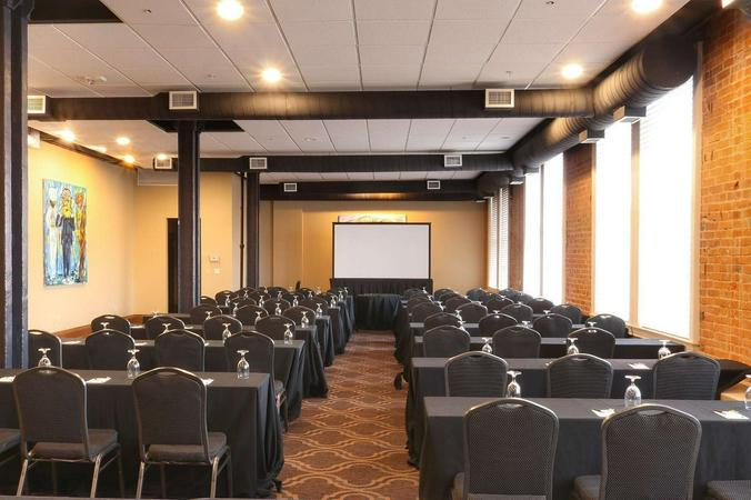The Mining Exchange A Wyndham Grand Hotel Spa In Colorado Springs Co Reservationcounter Com