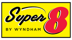 Super 8 by Wyndham Mendota chain logo